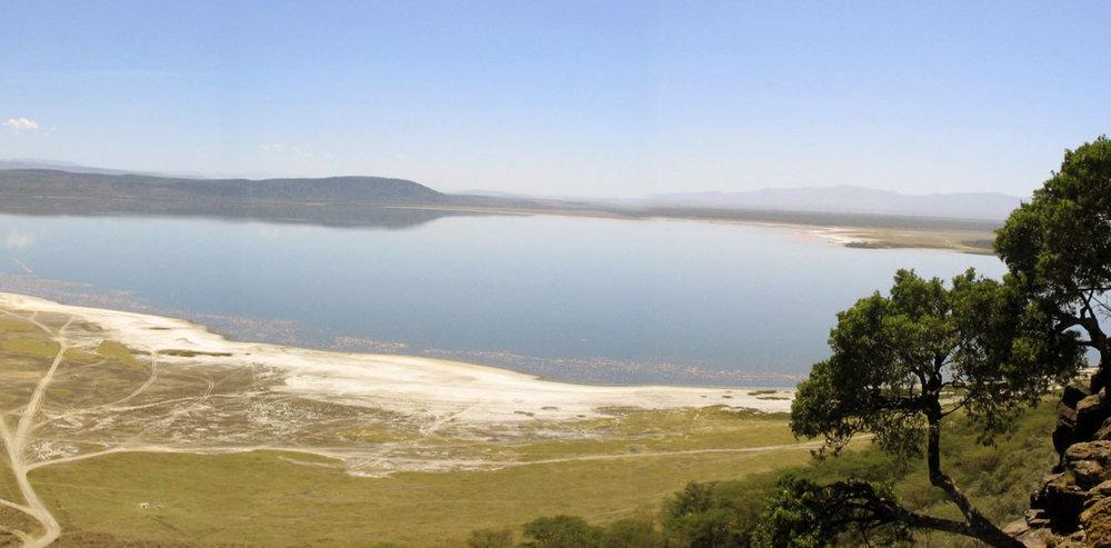 Lake Nakuru. - Image Credit: Brian Rutere