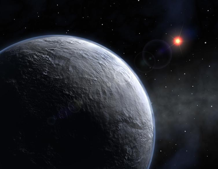 Freezing but Earth-like: ESO OGLE BLG Lb. - Image Credit: ESO, CC BY-SA