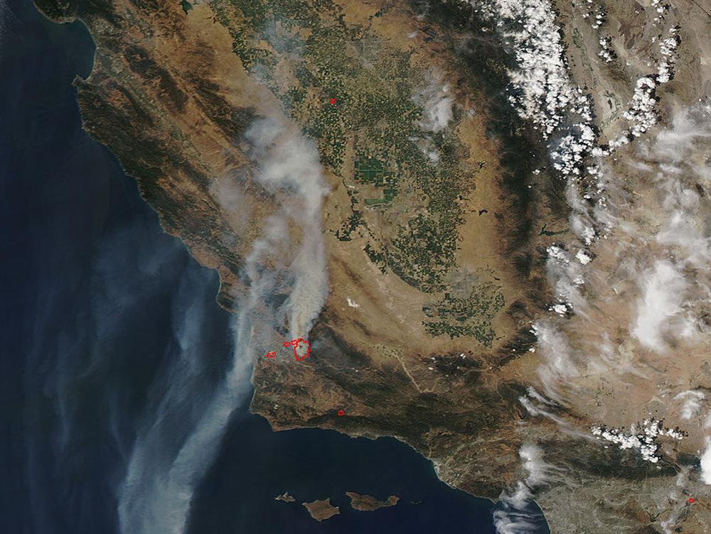 NASA image courtesy NASA MODIS Rapid Response Team. Caption: NASA/Goddard, Rob Gutro
