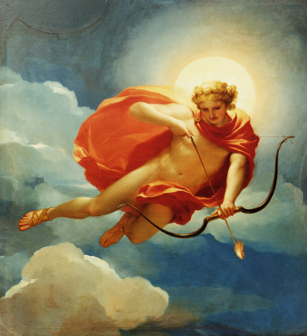 A 1765 painting of Helios, the personification of the sun in Greek mythology. - Image Credit: Wikimedia Commons