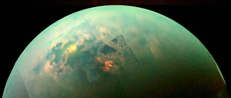 Titan. - Image Credit: Imsofinite, CC BY-SA