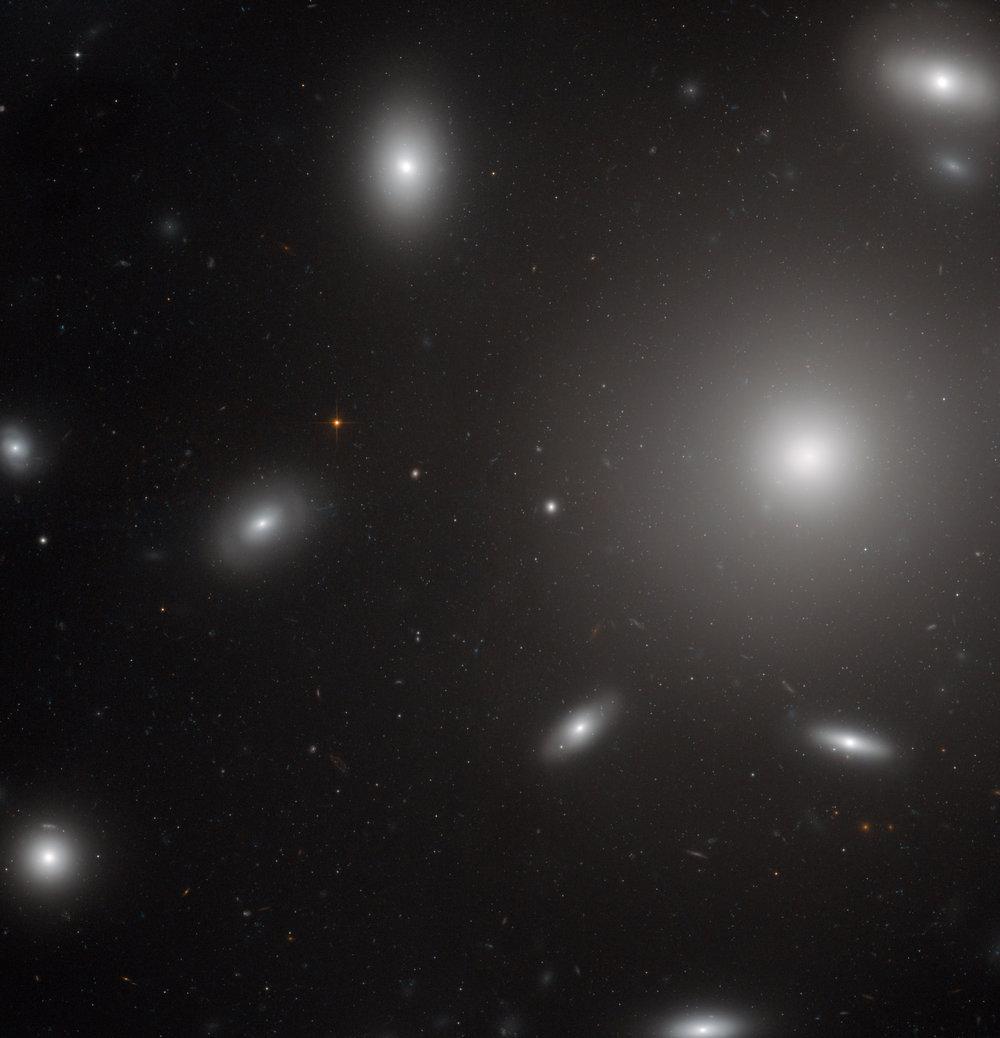 Image Credit: ESA/Hubble & NASA