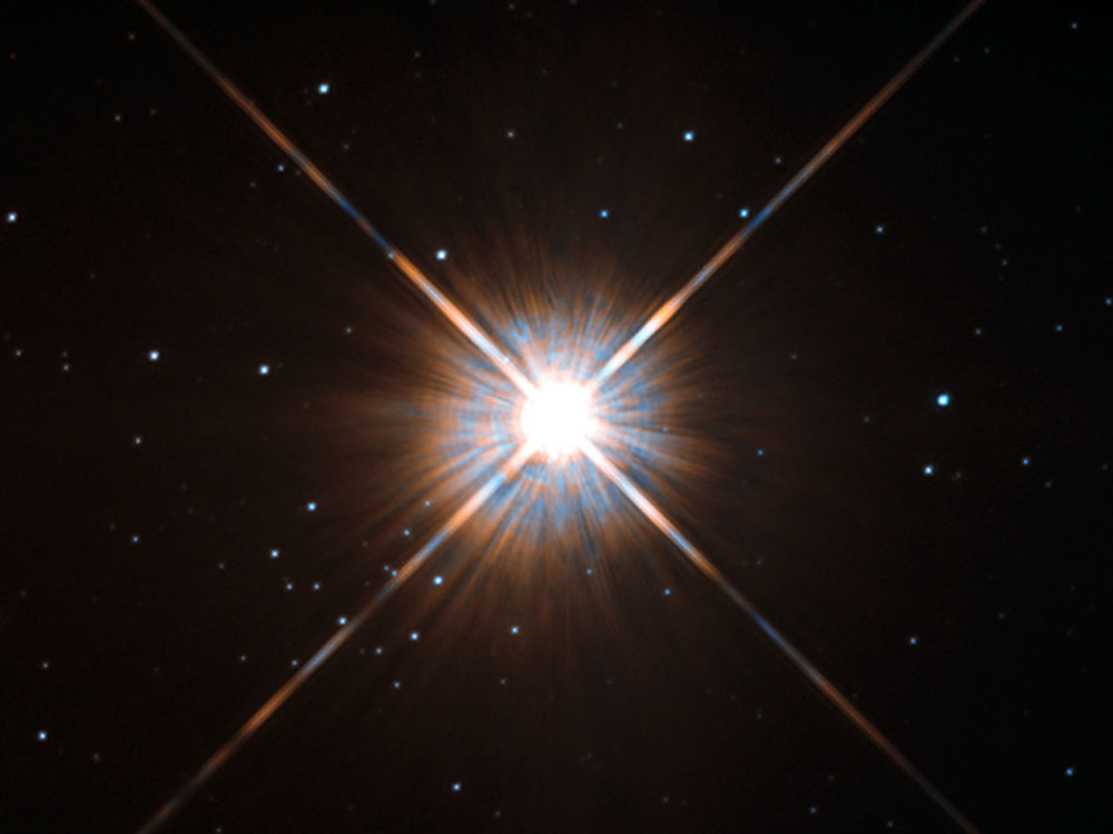 Proxima Centauri - Image Credit:  ESA/Hubble & NASA via Wikimedia Commons