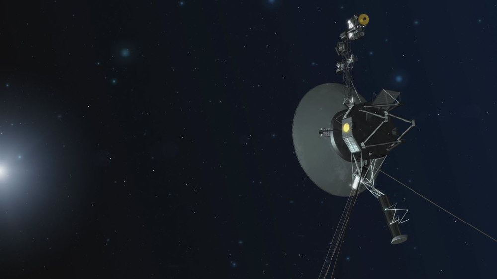 The twin Voyager spacecraft are celebrating 40 years of continual operation in August and September 2017. - Image Credits: NASA/JPL-Caltech