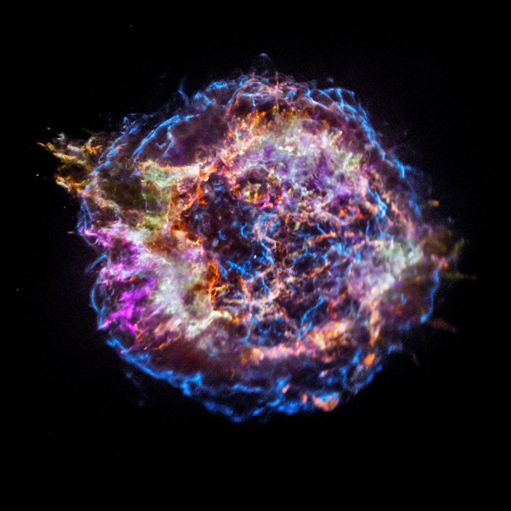 Absolutely stunning -Image credit: NASA/CXC/SAO