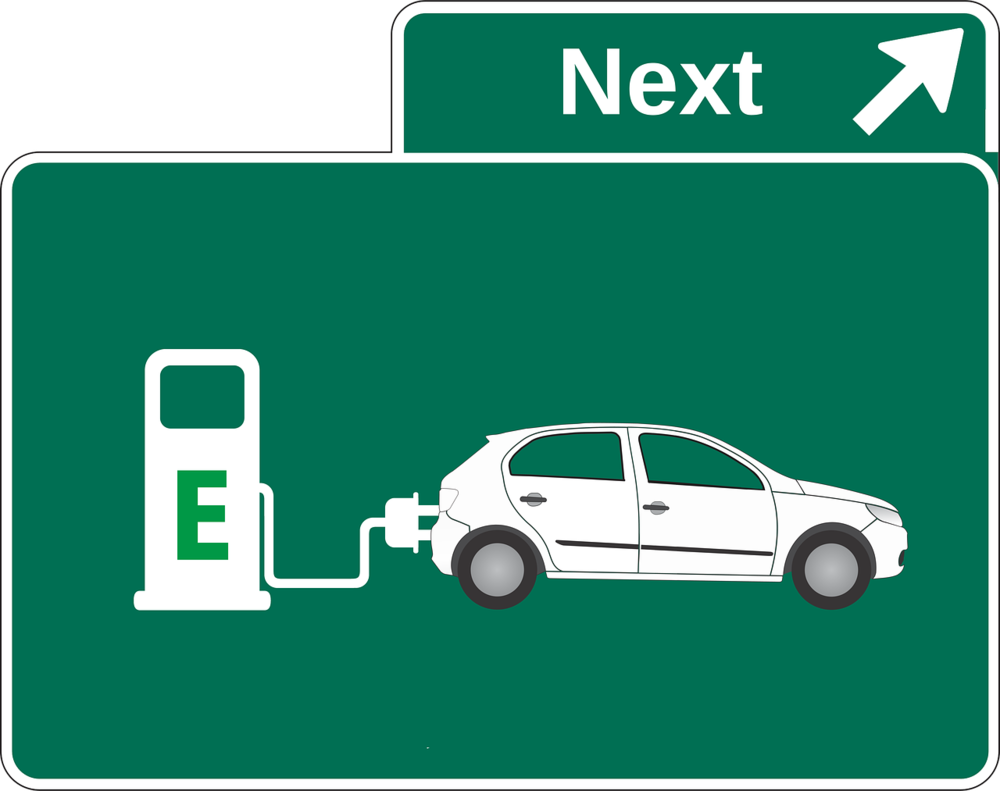 Electric vehicles could become a lot more common if their range can be tripled with this new battery development. - Image Credit: geralt / pixabay
