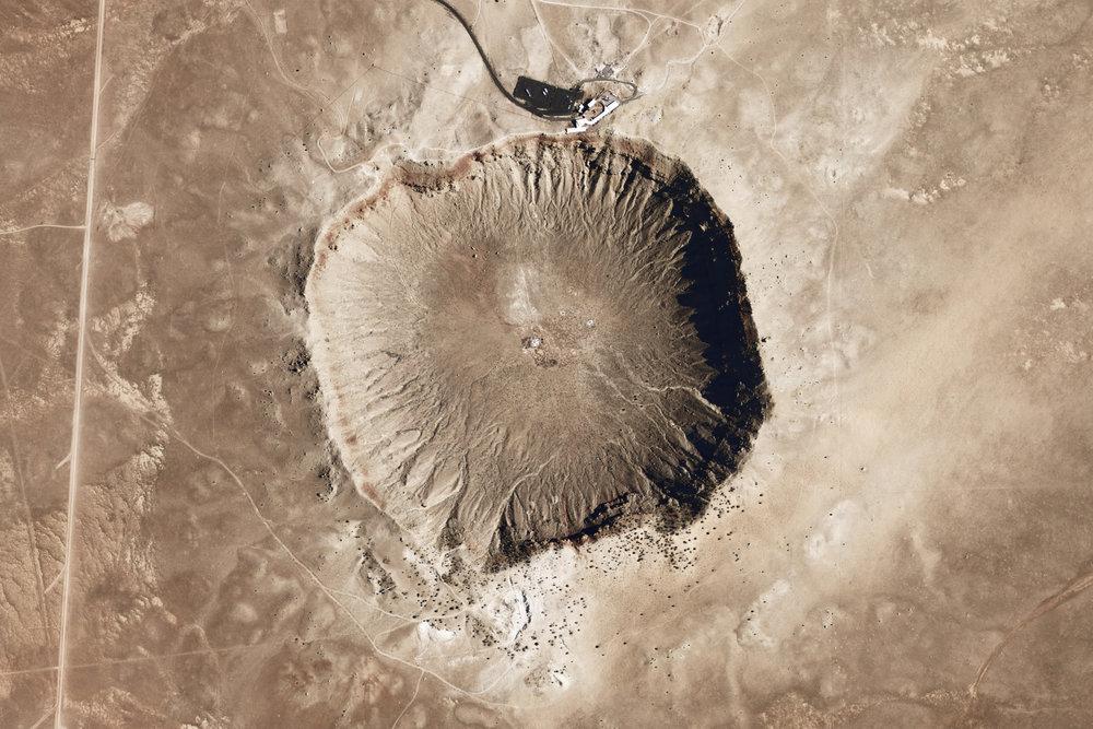 Image Credit: NASA Earth Observator