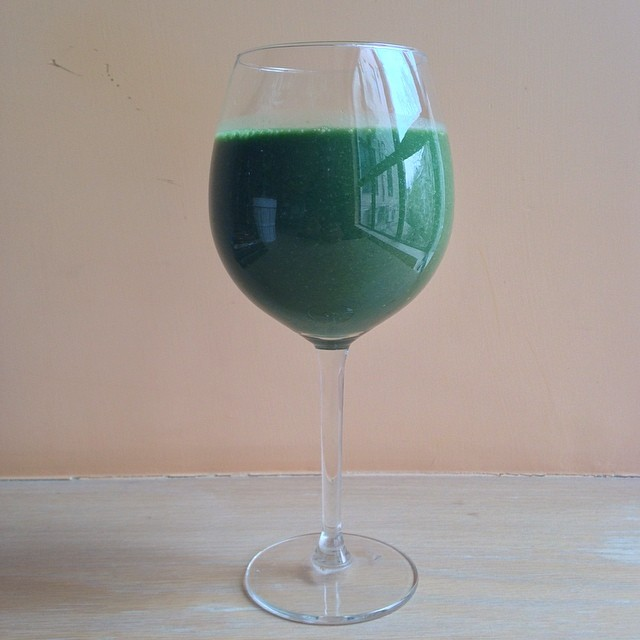 Spirulina, the new seafood cocktail.- Image Credit:  Gaurav Mlshra via flickr