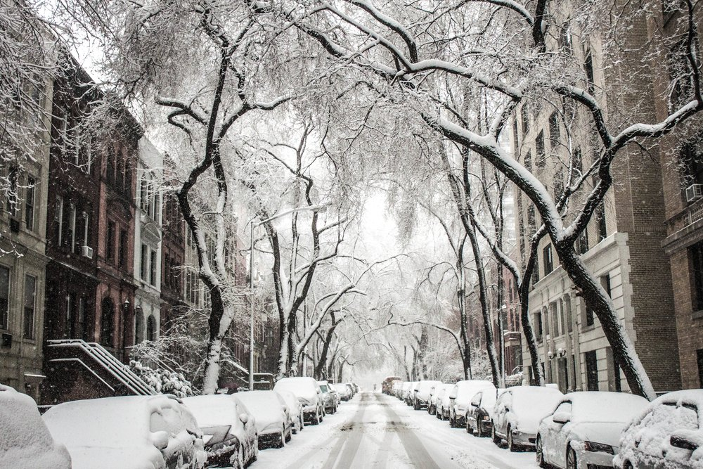 Cold New York - Image Credit: Pxhere