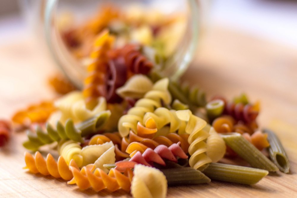 Participants who ate pasta were also on a low GI diet. - Image Credit:  MelanieFHardy via Pixabay