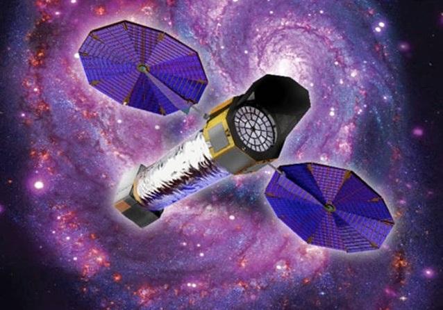 Artist's impression of the X-ray Surveyor (Lynx) space telescope. - Image Credits: NASA/MSFC