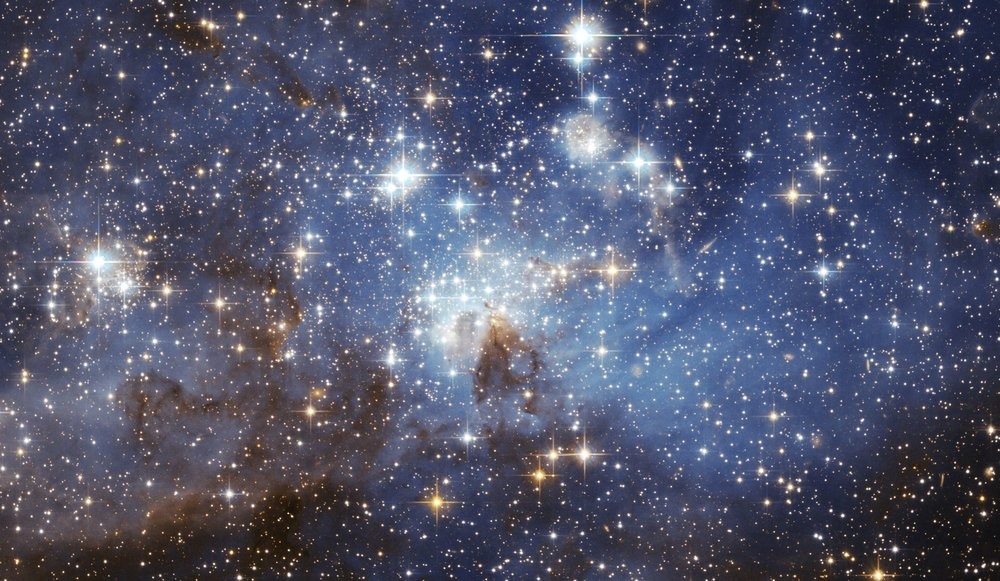 Image Credit:  ESA/Hubble via WikimediaCommons