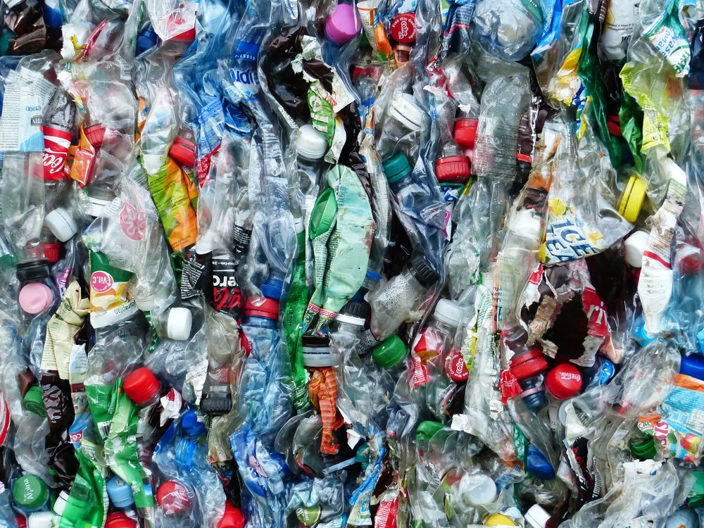 Could this be turned into fuel, instead of just more plastic? - Image Credit:  Hans via Pixabay