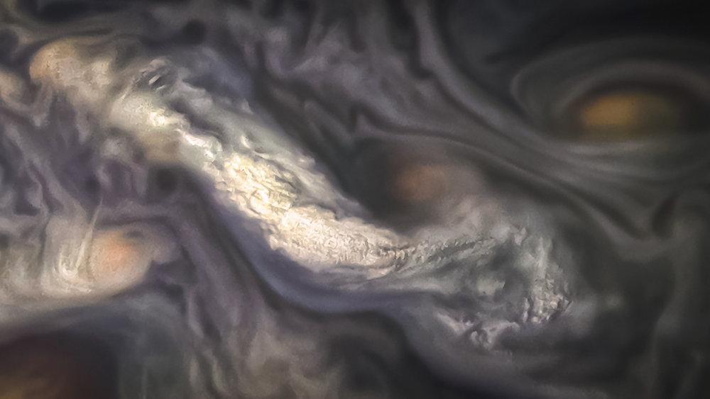 Image Credits: NASA/JPL-Caltech/SwRI/MSSS/Jason Major - (click to enlarge)