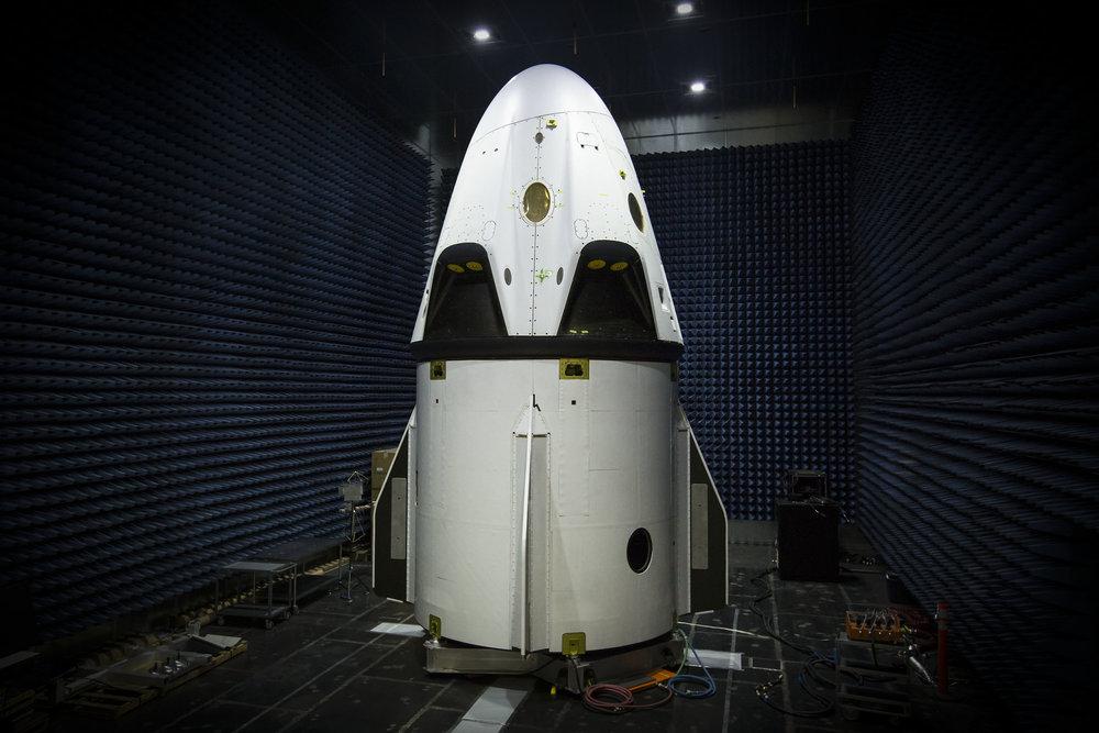 Image Credit:  SpaceX via flickr