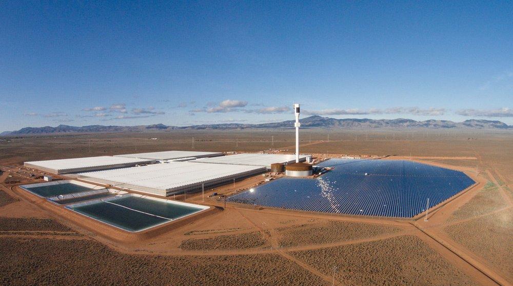 Australian solar power - Image Credit:  Mansouraboud68 via Wikimedia Commons