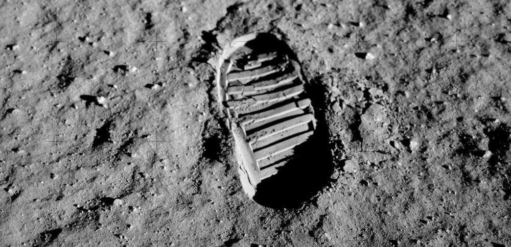 Image Credit:  NASA/Buzz Aldrin via Wikimedia Commons