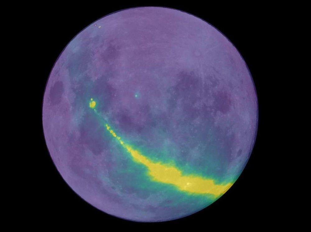 Image Credit: NASA/GSFC/Arizona State University.