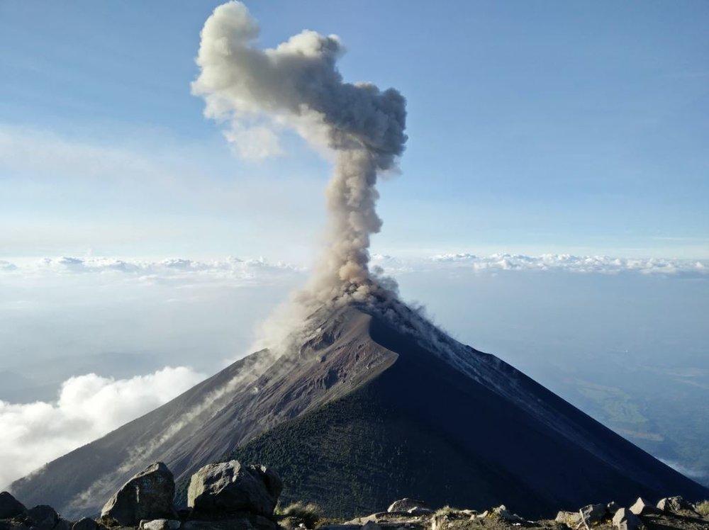 Volcano - Image Credit:  Gary Saldana via Unsplash