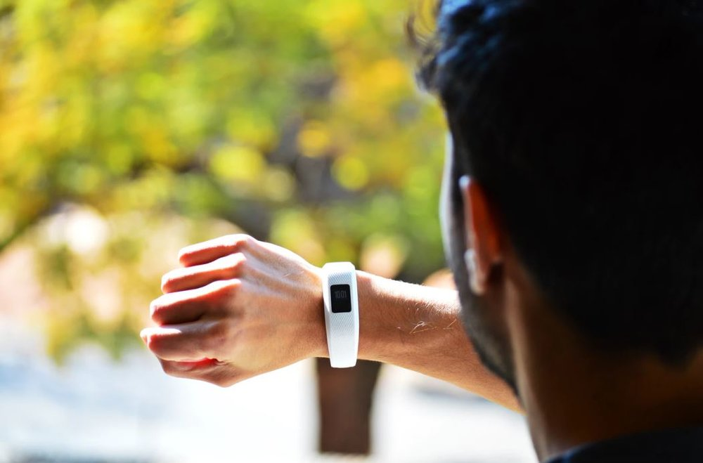 People measure their daily steps using a variety of activity trackers. - Image Credit:  FitNish Media via Unsplash