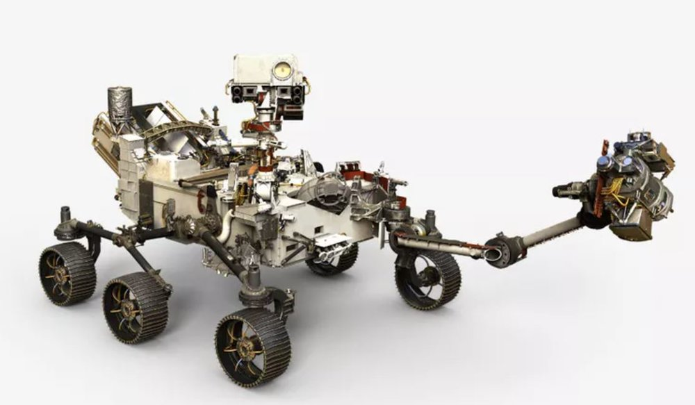 The new Mars 2020 rover builds on lessons learned from Opportunity. - Image Credit: NASA