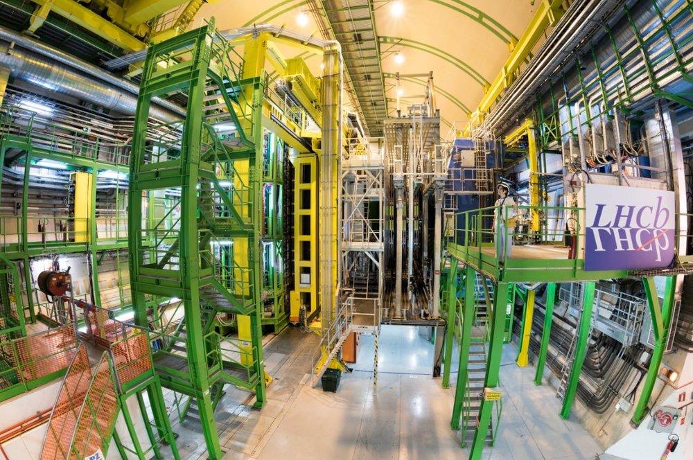 LHCb.- Image Credit:  Maximilien Brice et al. via CERN