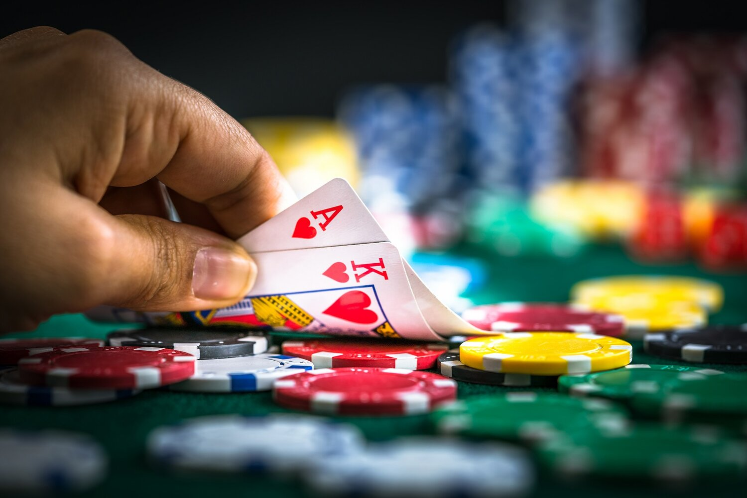 How to beat the casino – legally — Universal-Sci