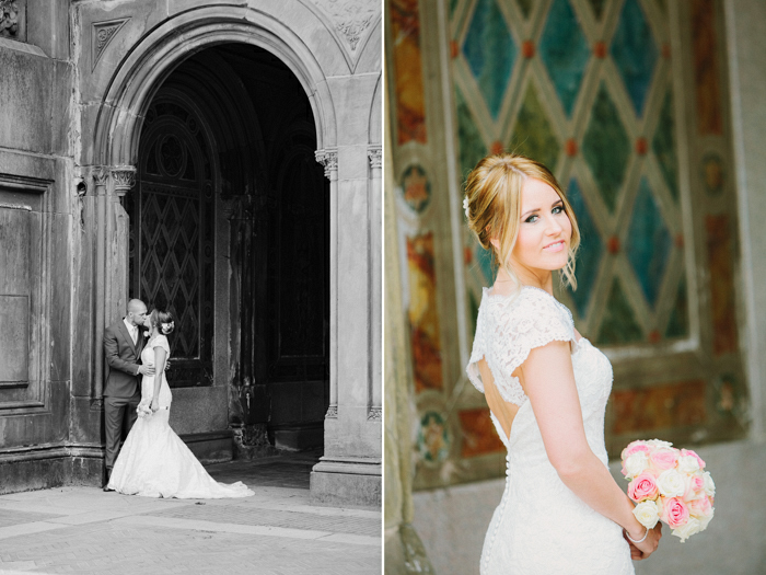 Central Park intimate wedding by Tanya Isaeva