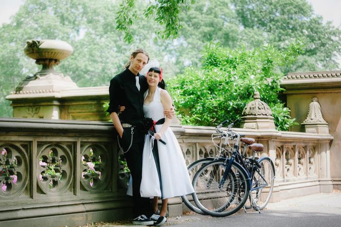 Central Park Intimate Wedding by Tanya Isaeva Photography