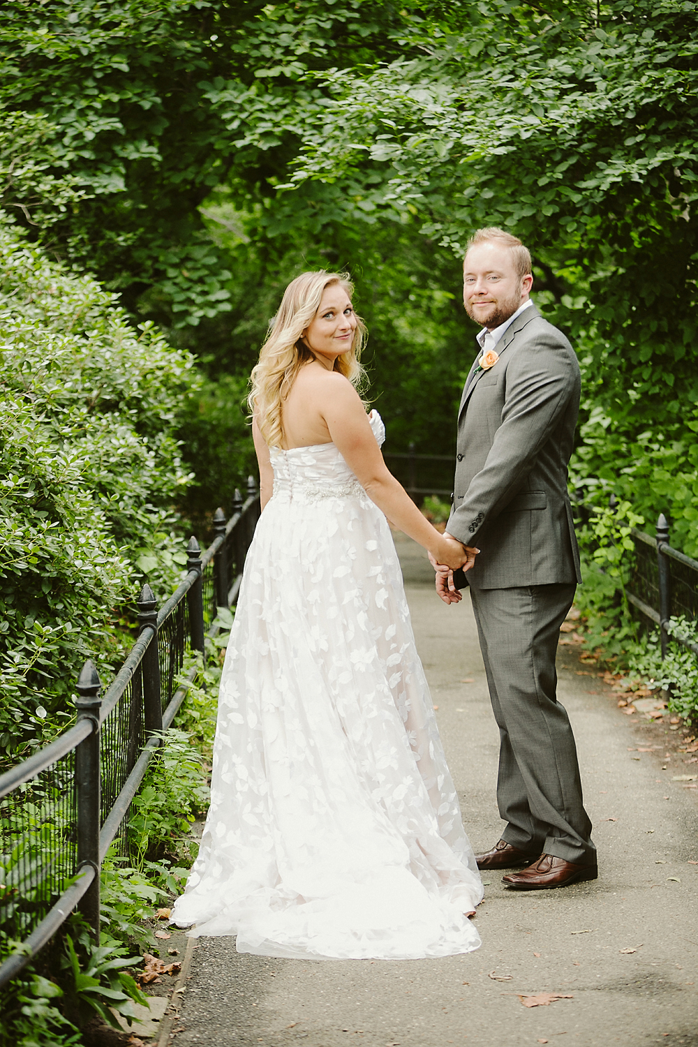 Central Park elopement by Tanya Isaeva photography
