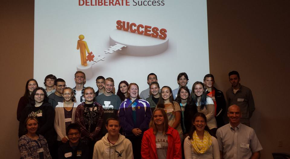 Deliberate Success Program for gifted students conducted at IU13