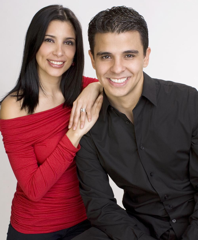 Pastores Daniel e Ibeth Patiño