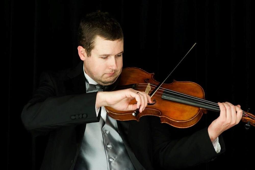 Matt Peebles - Violin + Viola