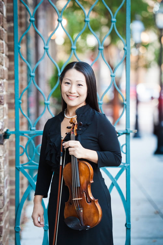 Mayumi Nakamura - Violin