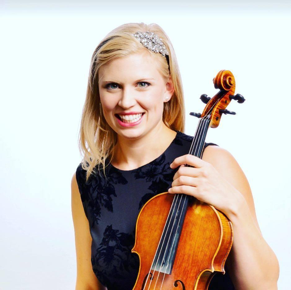 Samantha Clark - Viola