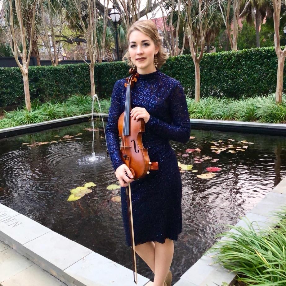 Audra Clair McCall - Violin