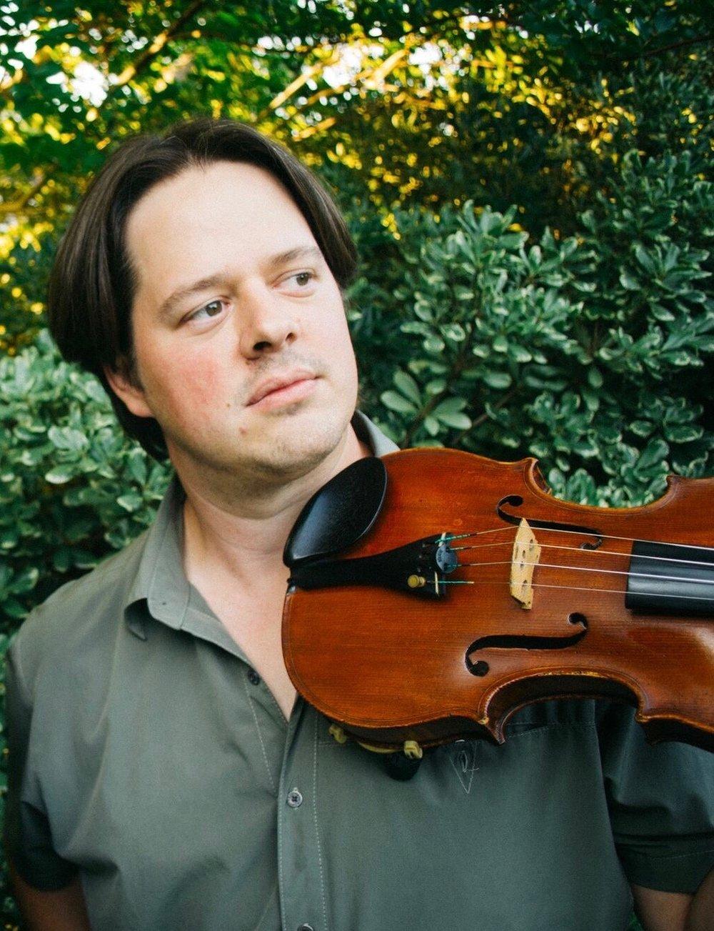 James Anderson - Violin + Viola