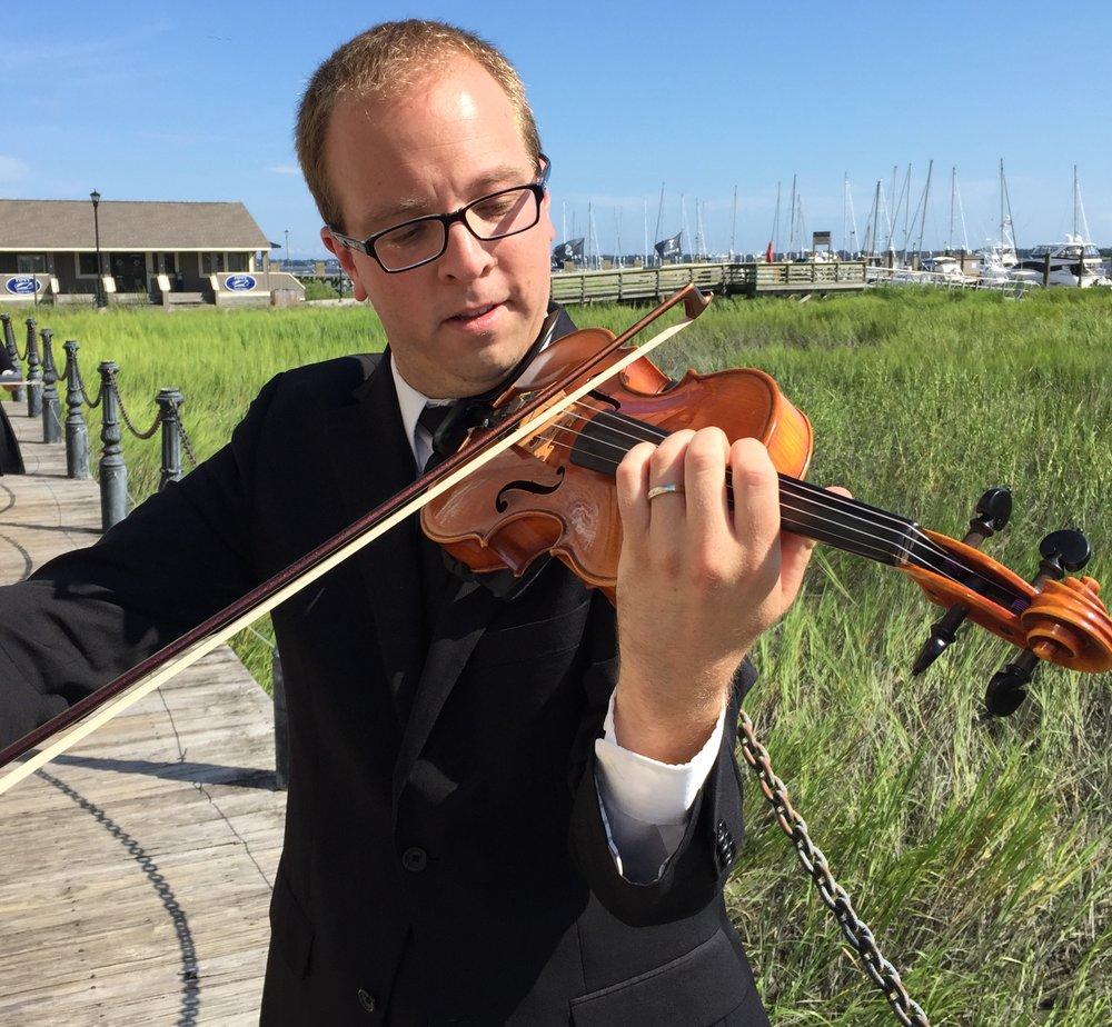 Ryan Silvestri - Violin + Viola