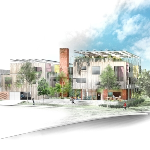 EHDO Architecture: Nightingale Fremantle