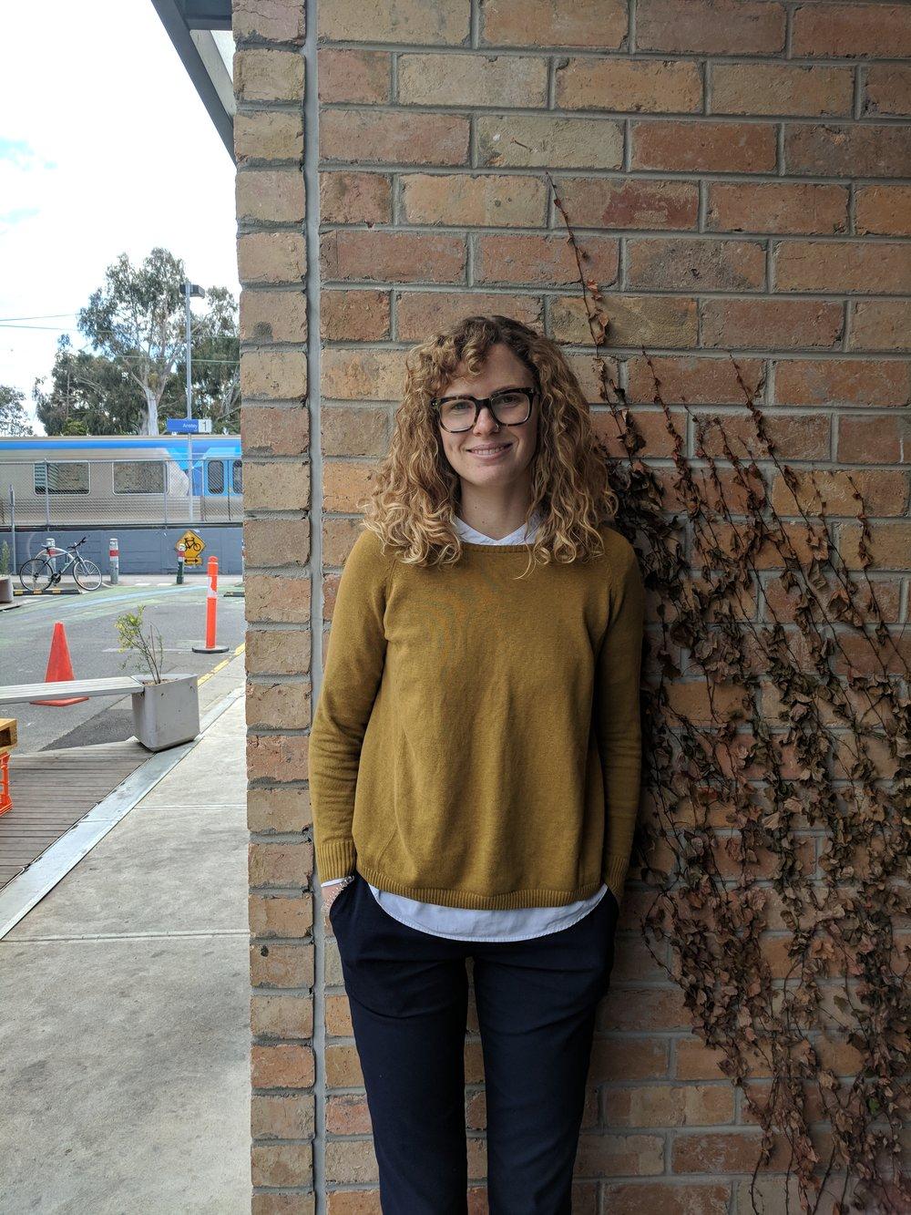 Madeline Sewall, Skye House Project Lead