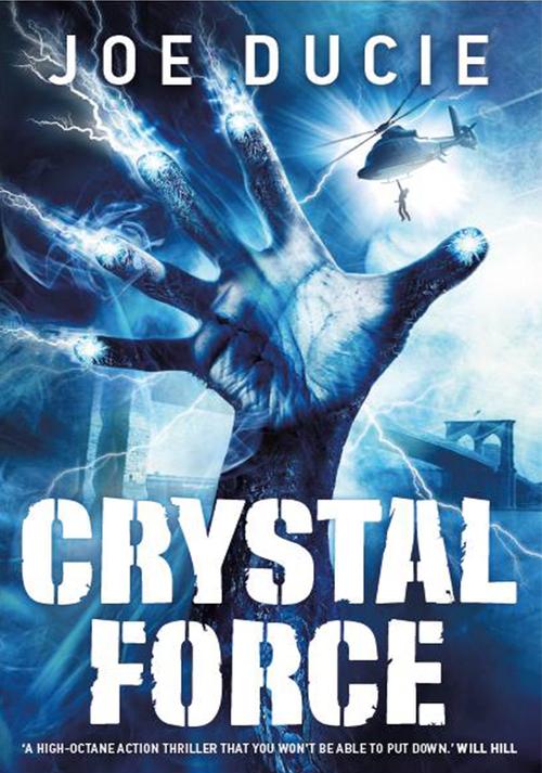 Resultado de imagen de crystal force joe ducie