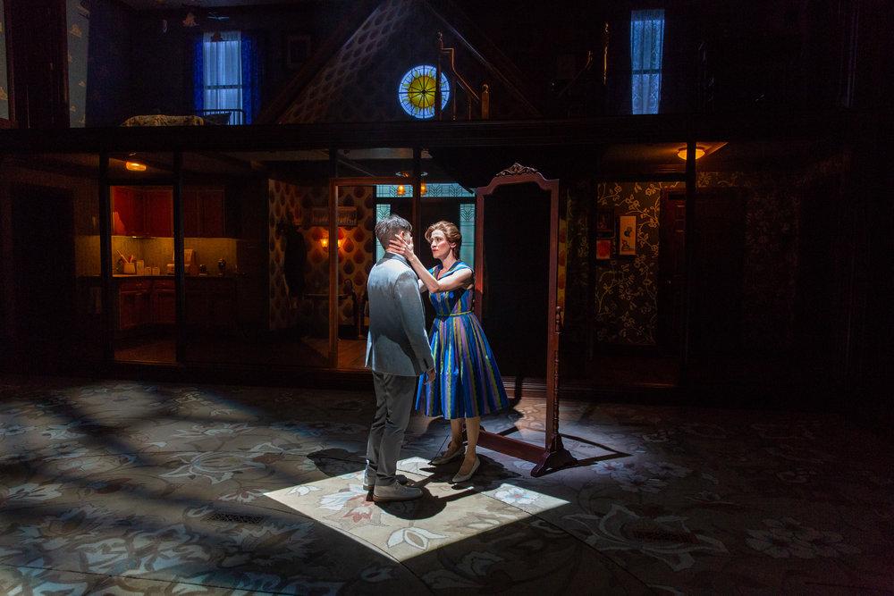 Andy Mientus & Betsy Morgan