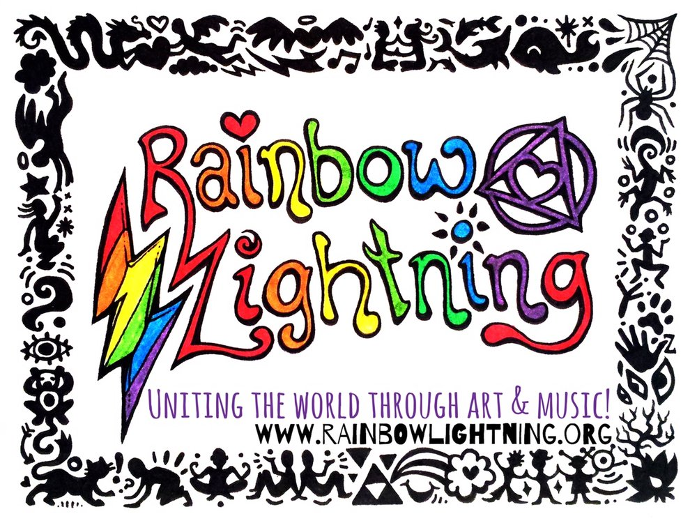 RAINBOW LIGHTING BLOG!  Here is where we share!  Heart songs, good news, noble causes, words of wisdom, poems, projects, pictures, love notes, rhymes...   If there is something you would like to share, please submit via the  'contact us'  page :)