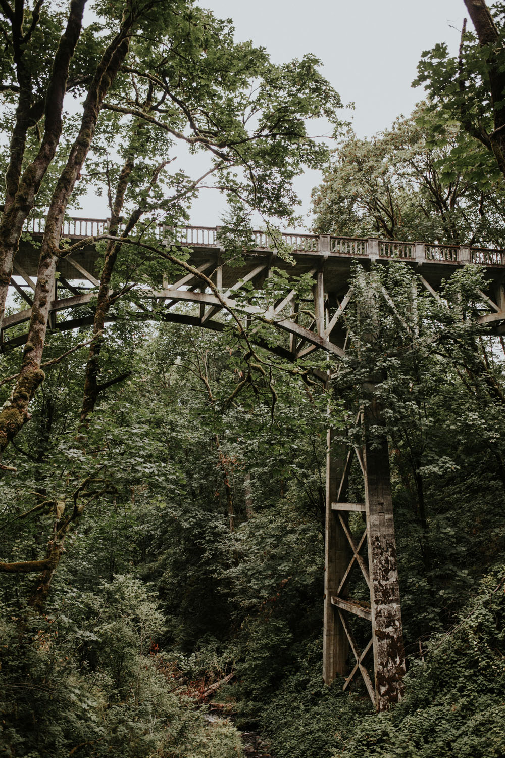 destination wedding photographers atlanta engagment photographer elopement photography oregon Latourell Bridal Veil Multnomah falls 0057.jpg