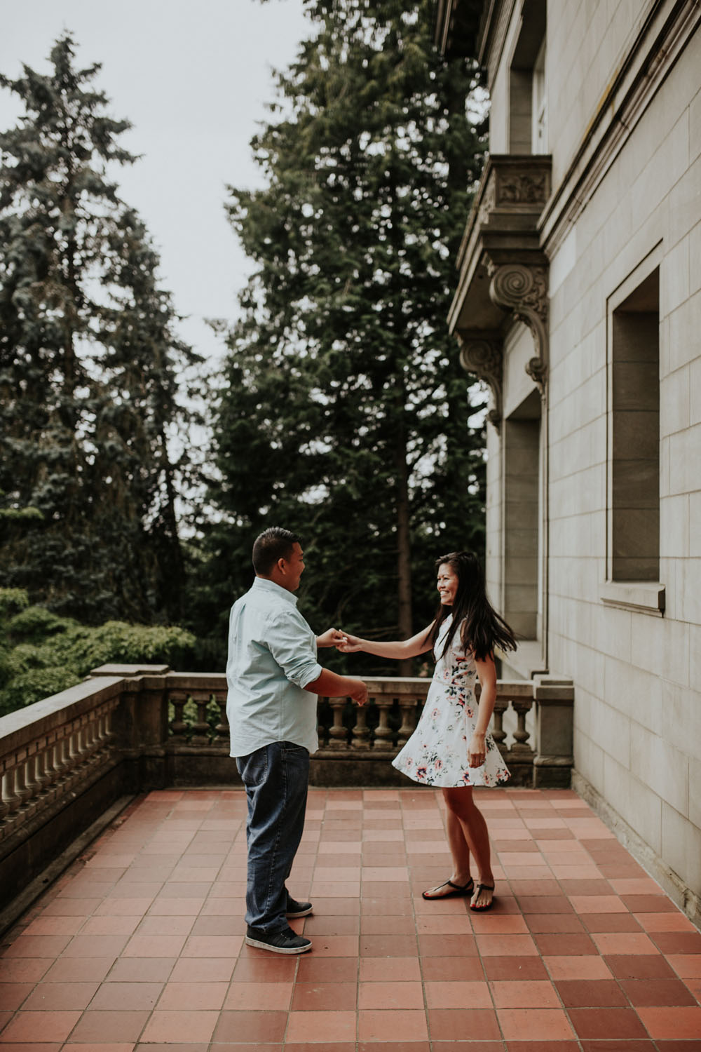 destination wedding photographers atlanta engagment photographer elopement photography oregon Latourell Bridal Veil Multnomah falls 0103.jpg