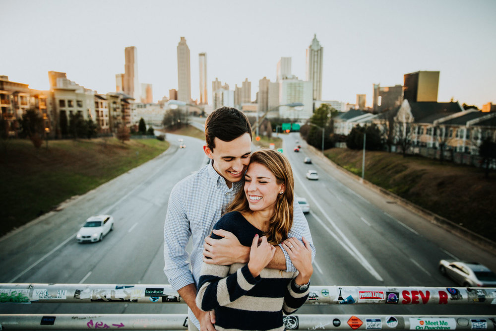 Atlanta best engagement photographers wedding photographer Ga Tech photography Jackson street bridge _ Atalie Ann Photo _1038.jpg