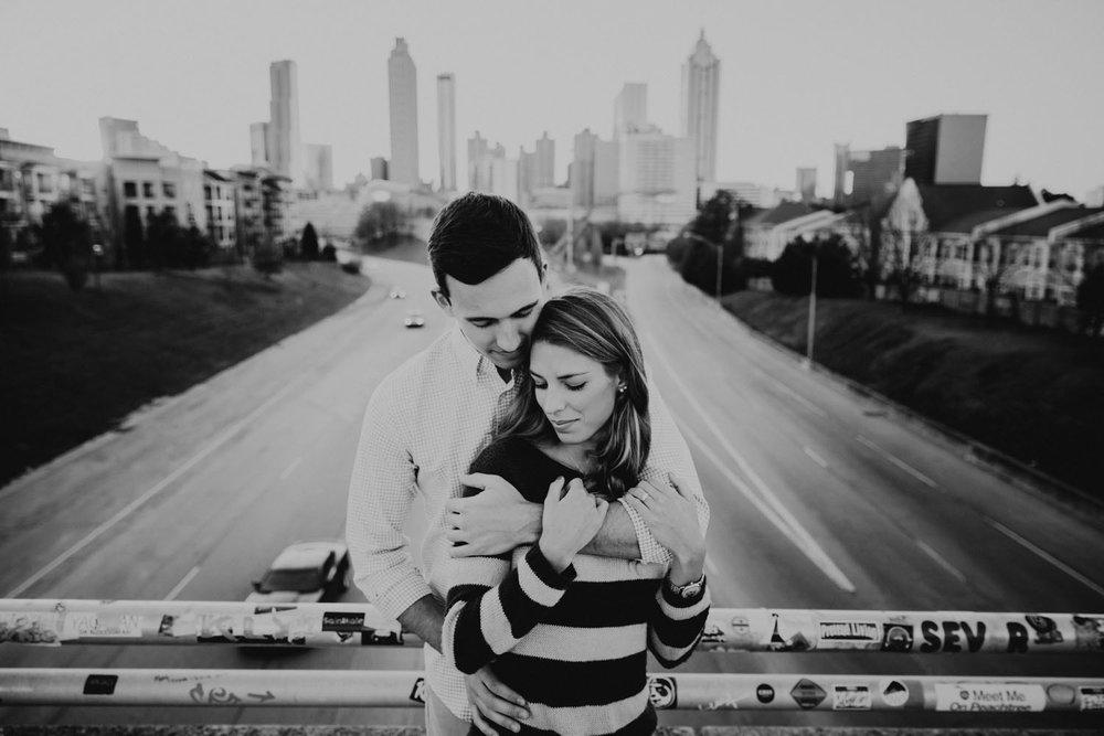 Atlanta best engagement photographers wedding photographer Ga Tech photography Jackson street bridge _ Atalie Ann Photo _1064.jpg