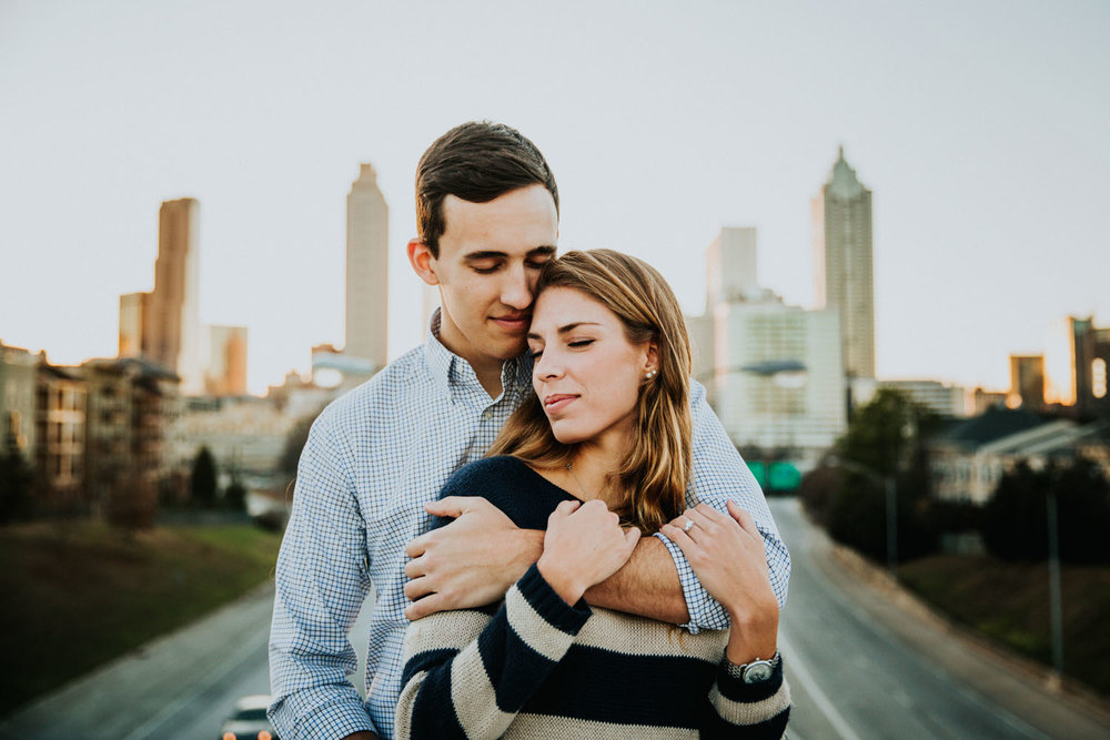 Atlanta best engagement photographers wedding photographer Ga Tech photography Jackson street bridge _ Atalie Ann Photo _1036.jpg