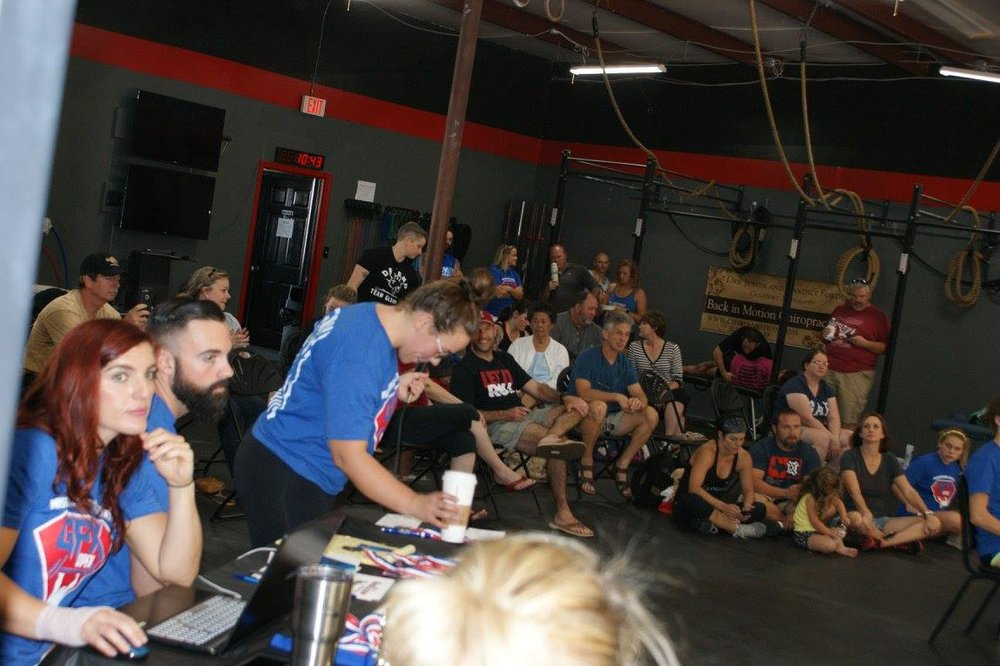 Jill Of All Trades at the first USAW meet on the Mississippi Gulfcoast, The GPX Open Presented By Mississippi Barbell.