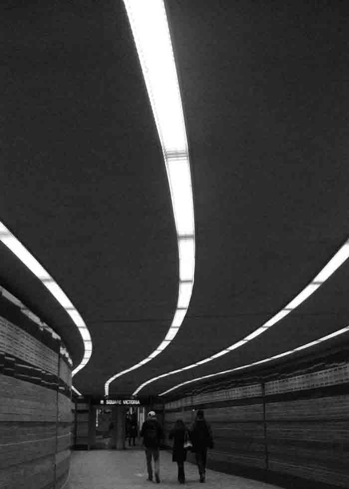 Metro, Montreal, Canada
